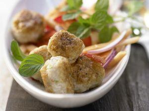 Thai-Garnelenbällchen Rezept