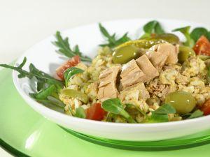 Thunfisch-Reissalat Rezept