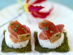 Thunfisch Sushi Rezept