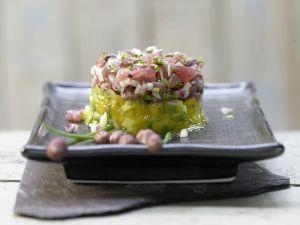 Thunfisch-Tatar Rezept