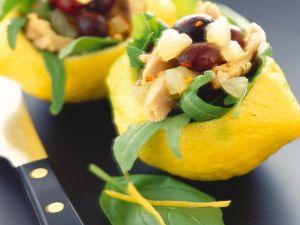 Thunfisch-Zitronensalat Rezept