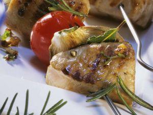Thunfischspieße Rezept