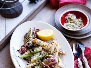 Tintenfisch vom Grill Rezept