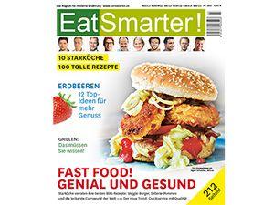 EAT SMARTER-Magazin Nr. 3/14