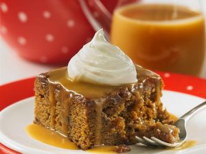 Toffee Pudding Rezept
