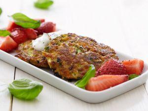 Tofu-Gemüse-Frikadellen Rezept