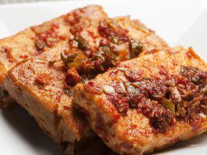 Tofu mit Tomaten Rezept