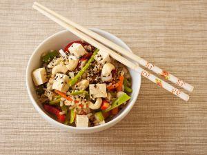 Tofu-Reis Rezept