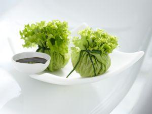 Tofu-Salatbeutelchen Rezept