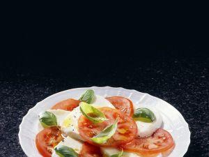 Tomate-Mozzarella Rezept