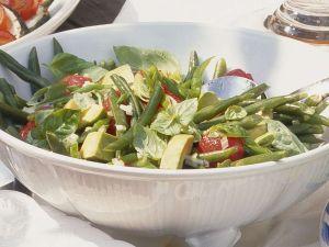 Tomaten-Bohnen-Salat Rezept
