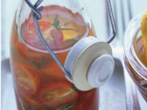 Tomaten-Essig Rezept