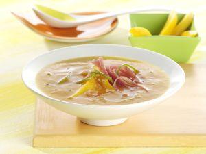Tomaten-Mango-Suppe Rezept