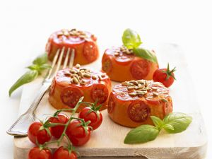 Tomaten-Mousse Rezept