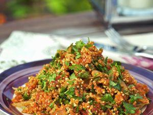 Tomaten-Quinoa Rezept
