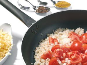 Tomaten-Reis Rezept