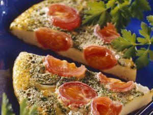 Tomaten-Tortilla Rezept