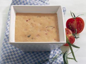 Tomatensoße mit Kerbel und Estragon Rezept