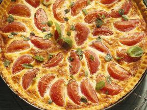 Tomatentarte Rezept