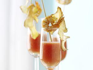Tomato-Ginger-Shooter Rezept