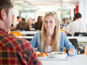 Die Top 5 der Mensa-Essen