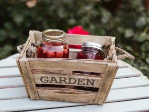 Die Welt des  Einmachen, Fermentieren und Konservieren von Obst und Gemüse