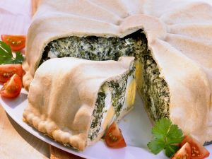 Torta Pasqualina Rezept