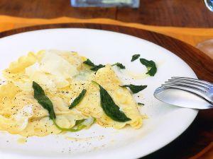 Tortellini mit Ricotta und frischen Kräutern Rezept
