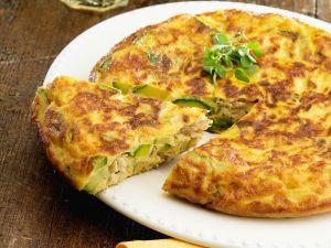 Tortilla mit Thunfisch Rezept
