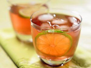 Trauben-Himbeersaft Rezept