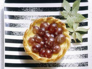 Trauben-Torteletts Rezept
