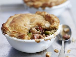 Truthahnkuchen (Pie) Rezept
