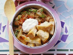 Türkische Brotsuppe Rezept