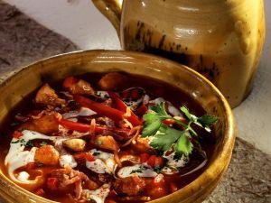 Ungarischer Fischtopf Rezept