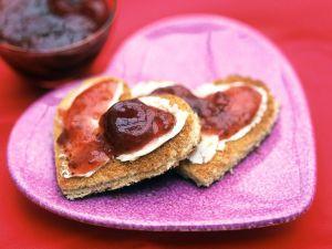 Valentinstag: Frühstück für Verliebte