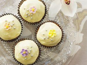 Vanille-Cupcakes Rezept