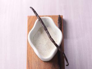 Vanille-Mandel-Dressing Rezept