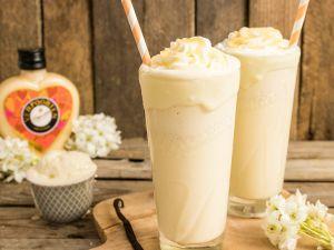 Vanille-Milchshake Rezept