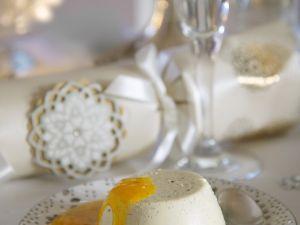 Vanille-Pannacotta mit Clementinensauce Rezept