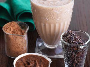 Vanille-Shake mit Kakaobutter Rezept