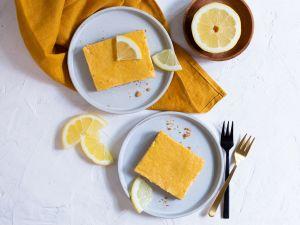 Vanille-Zitronenkuchen Rezept