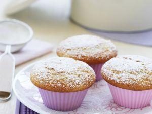 Vanillemuffins Rezept