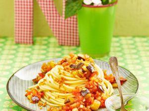 Vegane Gemüsepasta Rezept