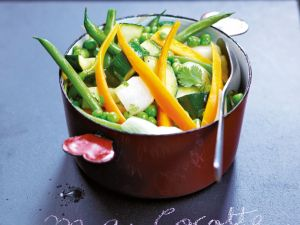 Vegetarischer Schmortopf Rezept