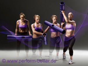 ViPR – Training mit dem Gummirohr