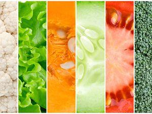 Obst und Gemüse: 7 Portionen sind ideal