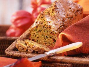 Vollkornbrot mit Möhren und Brokkoli Rezept