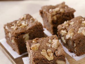 Walnuss-Brownies Rezept