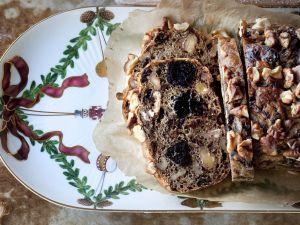 Walnuss-Pflaumen-Brot Rezept