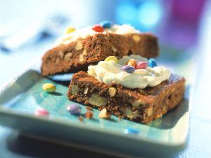 Walnuss-Schokoladen-Brownies Rezept